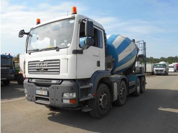 Concrete mixer truck MAN TGA 32.360