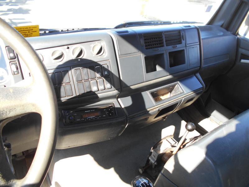 concrete mixer truck MAN TGA 35.350
