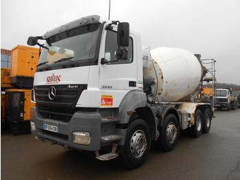 Concrete mixer truck Mercedes Axor 3243
