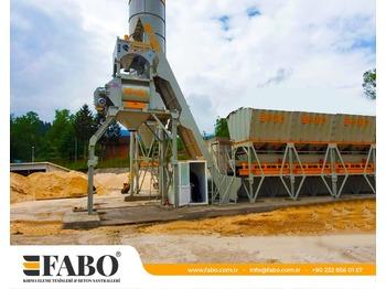 FABO FABOMIX COMPACT-110 NEW GENERATION CONCRETE PLANT - concrete plant