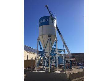 FABO MINIMIX-30 Mobile Compact Concrete Plant - concrete plant