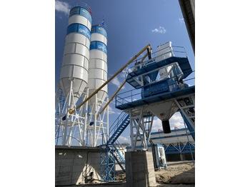 FABO POWERMIX-100 STATIONARY CONCRETE BATCHING PLANT - concrete plant