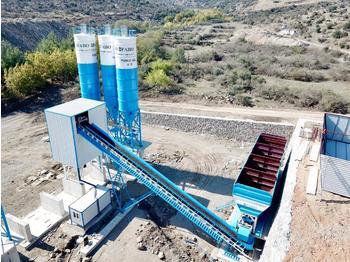 FABO POWERMIX-130 CONCRETE PLANT | NEW GENERATION - concrete plant