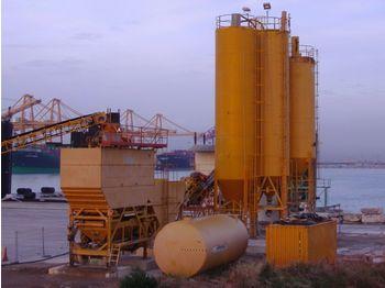 Concrete plant PLANTA DE HORMIGON INTRAME-ROOS UNIPLANTIN