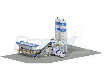 PROMAX Compact Concrete Batching Plants C100-TWN L  - concrete plant