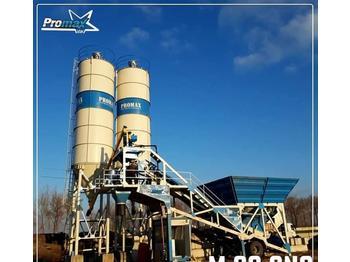 Concrete plant PROMAX Mobile Concrete Batching Plant PROMAX M60 (
