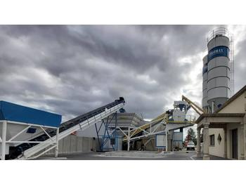 Concrete plant Promax-Star PROMAX MOBILE CONCRETE BATCHING PLANT M100-TWN
