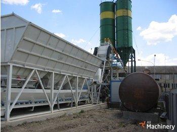 SUMAB SMALL BUT EFFICIENT! T-15 (8m3/h) Mobile Plant - concrete plant