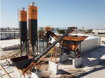 fab o TURBOMIX-120 HIGH CAPACITY CONCRETE PLANT - concrete plant