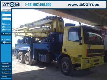 Concrete pump DAF FAT 75.320- SCHWING 32m 36 34: picture 1