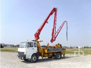 VOLVO Putzmeister concrete pump from Turkey for sale at Truck1, ID