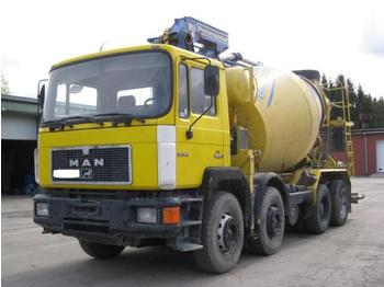 MAN 32.322 + Putzmeister 22m - concrete pump