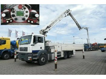 MAN TG-A 26.360 6x4 Betonpumpe Putzmeister 36m / 3.3  - concrete pump
