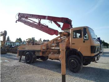 Concrete pump MERCEDES 1622
