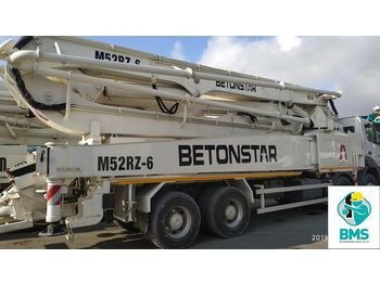 Concrete pump MERCEDES-BENZ