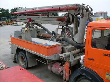 Concrete pump MERCEDES-BENZ 1113