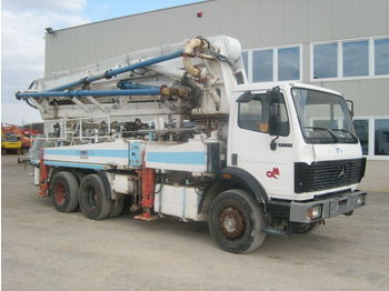 Concrete pump MERCEDES-BENZ 2422