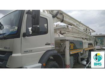 Concrete pump MERCEDES-BENZ 3029