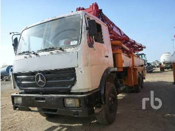 Concrete pump MERCEDES-BENZ ACTROS 2629 6x4 w/2000 Sany SY5260THB37