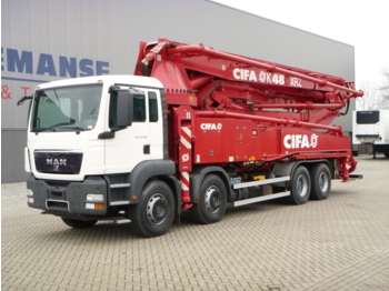 Used concrete pumps for sale at Truck1