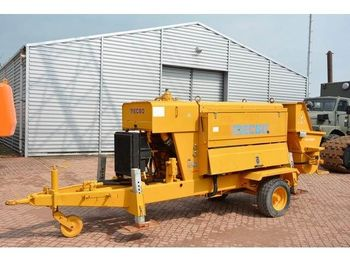 Concrete pump Mecbo P6.90 Concrete Pump