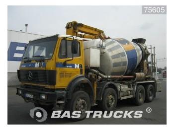 Concrete pump Mercedes-Benz 3234 B Manual 21m Schwing PuMi - Truck1 ID:  1145619