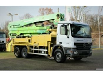 Concrete pump Mercedes-Benz 3336 6X4 Pumpe Putzmeister 36m: picture 1
