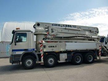 Concrete pump Mercedes-Benz Actros 3244 8x4 CIFA 35m