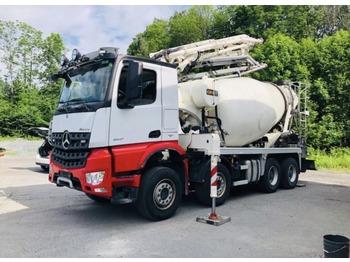 Mercedes Benz Arocs 3151 - concrete pump