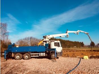 Concrete pump Mercedes Schwing 34 x