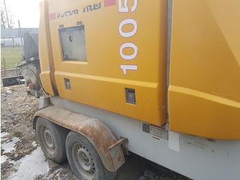 PUTZMEISTER 1005 - concrete pump