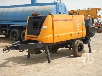 PUTZMEISTER BSA1407D Portable - concrete pump
