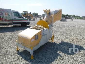 PUTZMEISTER M710EBS - concrete pump