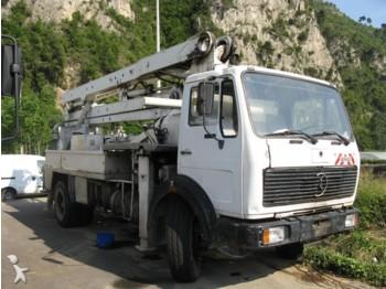 Putzmeister BRF 1408 - concrete pump