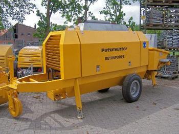Putzmeister BSA1409 D - concrete pump