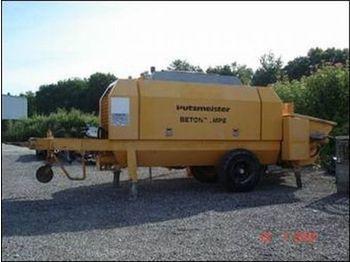 Putzmeister BSA 1409 D - concrete pump