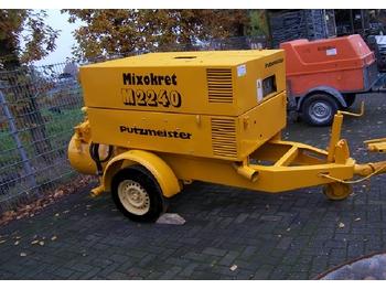 Putzmeister M2240D - concrete pump