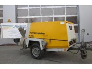 Putzmeister M 750 D - concrete pump