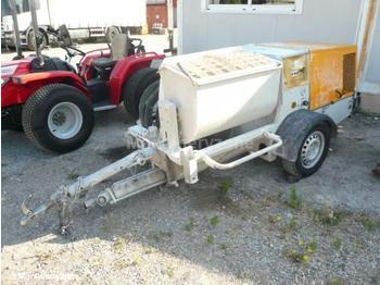 Putzmeister SP11DMB - concrete pump