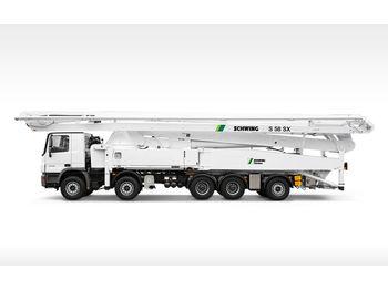 Concrete pump SCHWING Schwing S 58SX