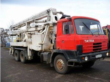 Tatra 815 betonumpa WIBAU - concrete pump