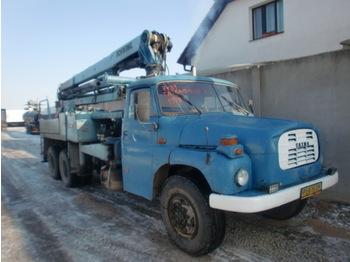 Tatra T 148 6x6 - concrete pump