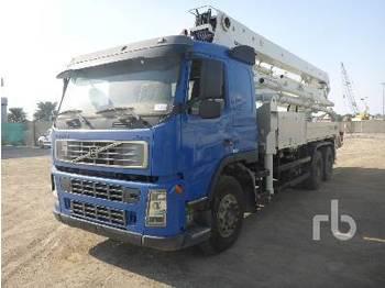 Volvo FM12 6X4 W/Zoomlion Zlj5291Thb12537 - concrete pump