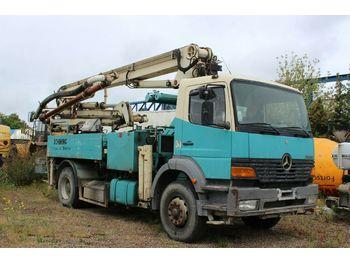 Concrete pump truck Mercedes-Benz 1828 ATEGO 4X2 SCHWING 24m