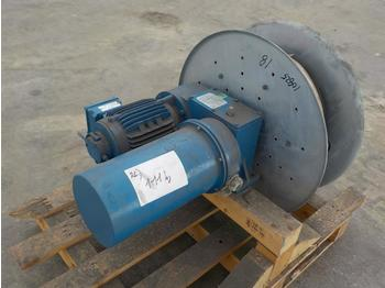 Construction equipment 2011 Stemman DK2D Powered Cable Reel