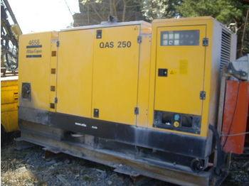 Atlas QAS250 Generator - construction equipment