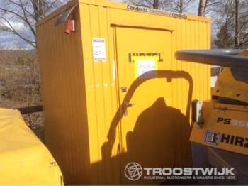 Condecta toilet unit - construction equipment