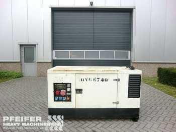 FG-Wilson P30E Diesel 30kVA - construction equipment