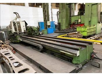 Geminis G3 lathe CNC 1.200x6.000 good condition  - construction equipment