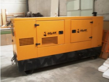 Generator GESAN DP S 60 kva - construction equipment